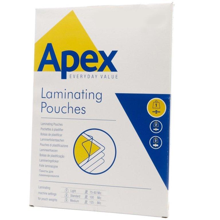 Laminēšanas plēves glancētas APEX