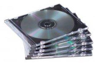 CD vāciņi, plānie, (25gab./iep.)