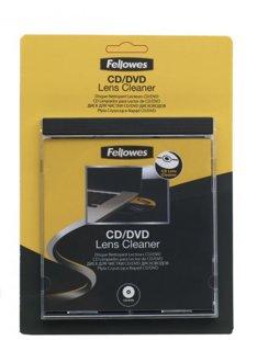 Disks CD, DVD iekārtu galviņu tīrīšanai